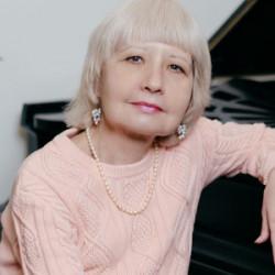 Лариса Равельевна Рамазанова