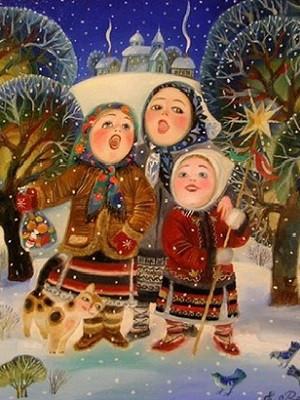 Новогодние и рождественские песни мира