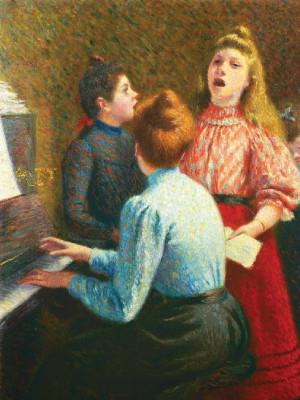 Из истории вокального искусства